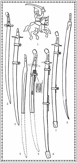 Холодное оружие We-the-Slavs-268