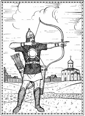 Холодное оружие We-the-Slavs-300